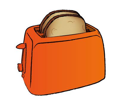 toaster-und-toast